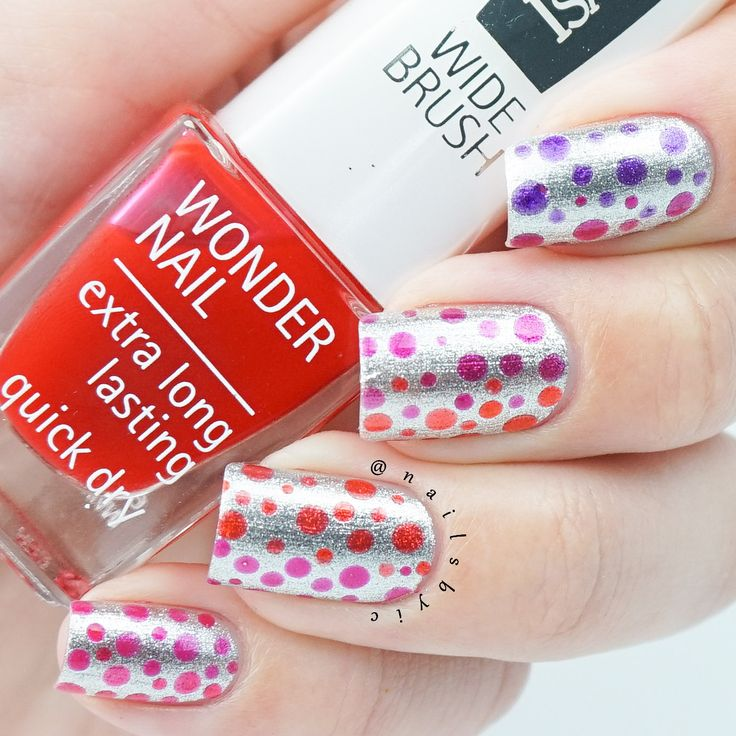 38 best isadora nail polish swatches and nail art images on isadora jelly pop nail gloss dotticure nail art prinsesfo Images