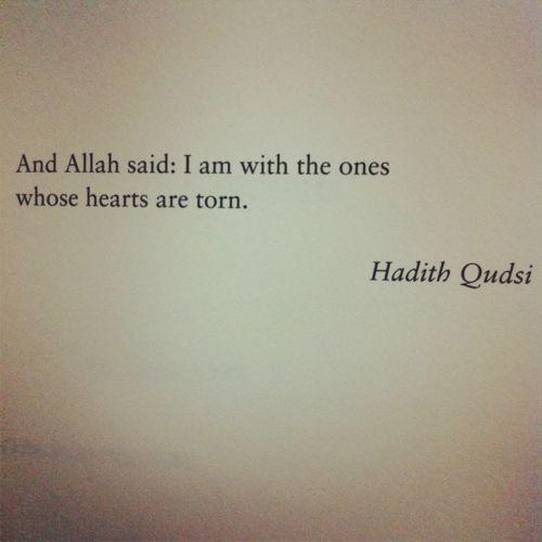 Im still repairing my heart. Ya Allah, guide me.                              …