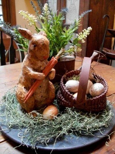 Prim Easter Display