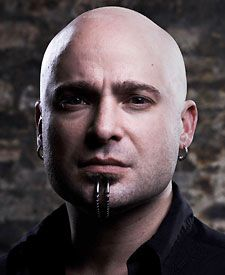 "David Draiman, lead singer of Disturbed, talks to the USHMM about antisemitism and Holocaust denial in his song ""Never Again"""