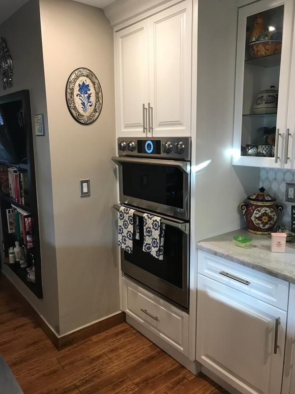 Microwave Combination Wall Oven In