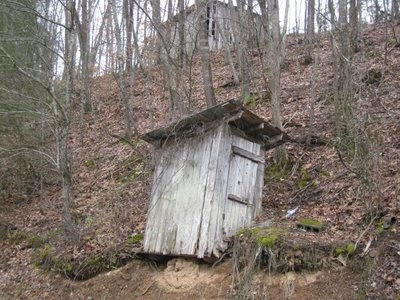 Remember The Good Old Days When Outdoor Toilets Were The