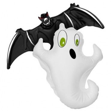 halloween inflatables 2 pack halloween party decorations halloween 1