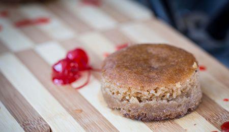 Amarula malva pudding with cream #UltimateBraaiMaster #Picknpay