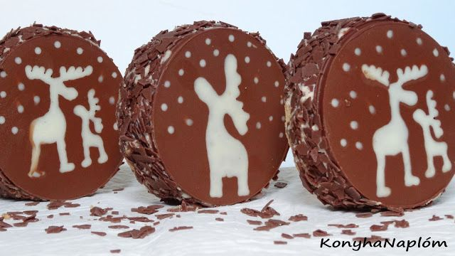 Konyha Naplóm: Krémszarvas tortácska