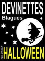 Devinettes Halloween ebook gratuit livre électronique enfants