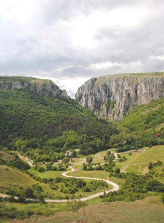 Turda gorge (Cheile Turzii)