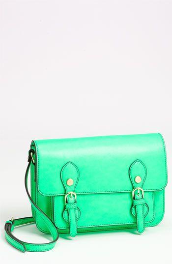 The perfect purse!: Crossbodi Bags, Mint Green, Women Handbags, Neon Green, Crosses Body Bags, Steve Madden, Summer Bags, Madden Crossbodi, Neon Color