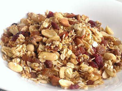 Domowa granola (musli)