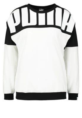 STYLE REBEL - Langarmshirt - puma white