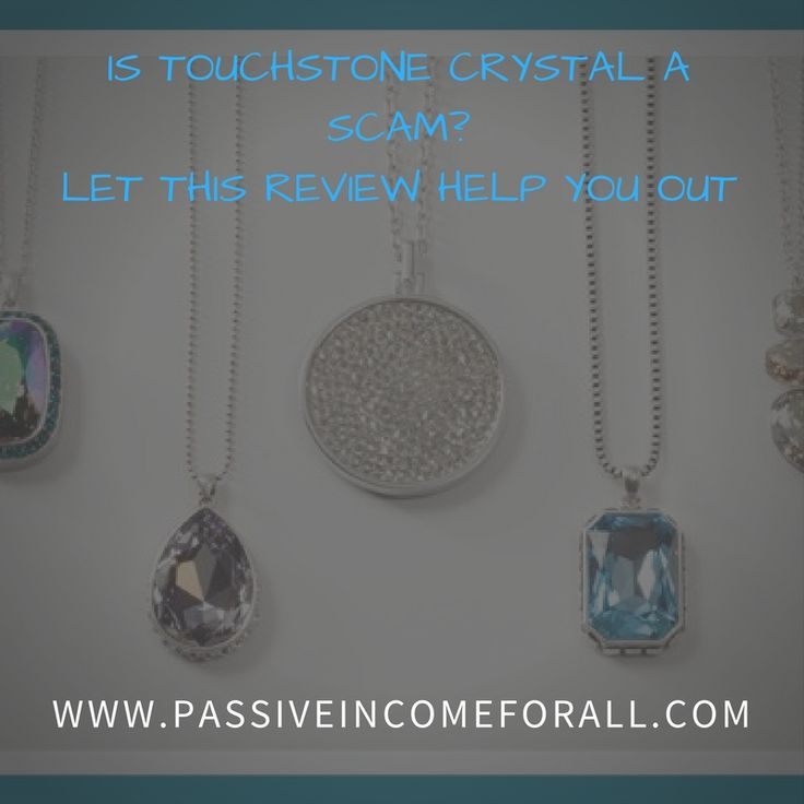 The products, the history, and the business plan. This Touchstone Crystal review gives you my take on the MLM that is backed up by the famous Swarovski company. Is Touchstone Crystal a Scam or not? Let this review help you decide before you sign up.