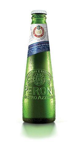 Peroni Nastro Azzurro Piccola bottle | Flickr - Photo Sharing!