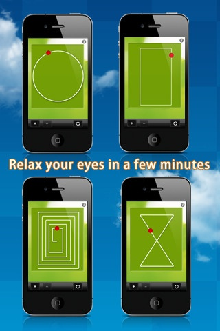 eye tracker app iphone