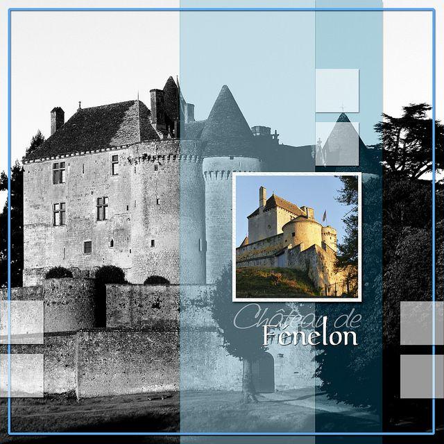 Scrap'story: Château de Fénelon