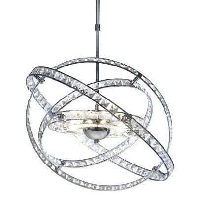 Dar ETE2350 Eternity 10 light pendant