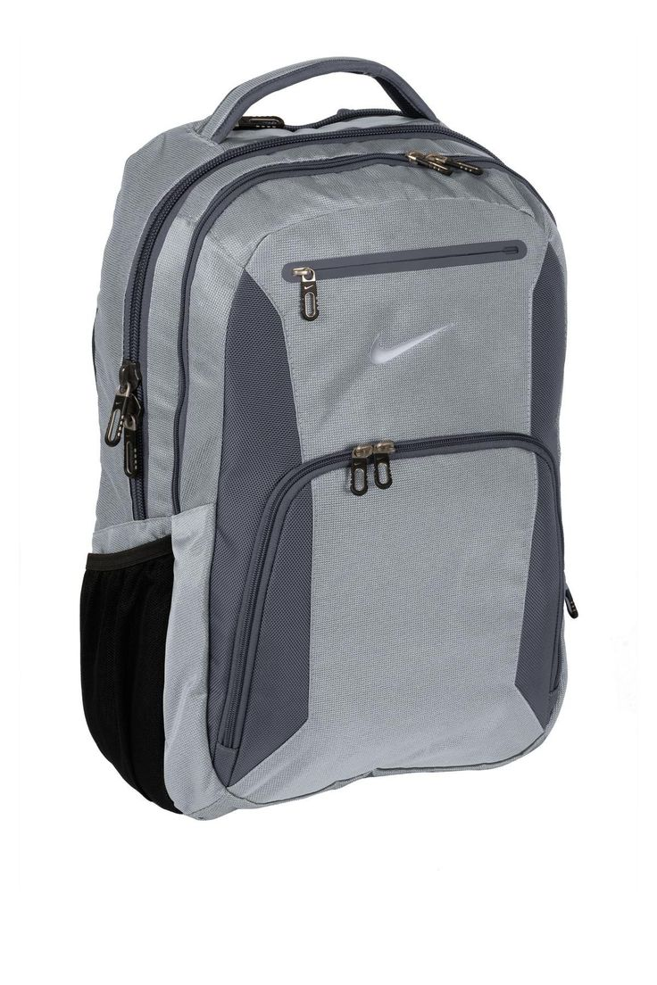 Nike Golf Elite Backpack Wolf Grey/ Dark Grey TG0242