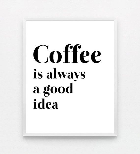 I think our whole staff would have to agree with this one.  Though I'm more of a hot cocoa girl.