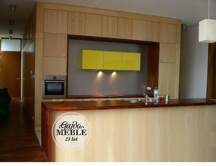 Kuchnia nowoczesna na wymiar - Gajda Meble Koszalin