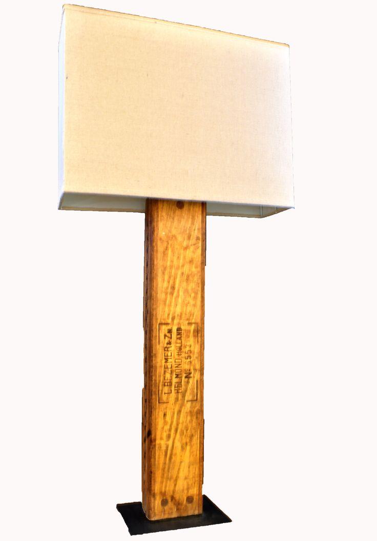 Vintage Style Original Cigar Mould Lamp! Designtrade.com.au. FREE POSTAGE till Christmas