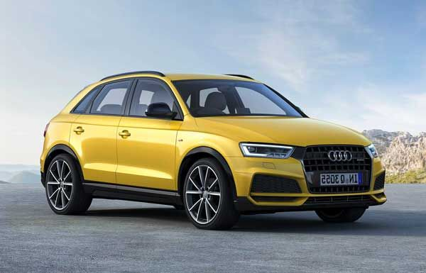 2017 Audi Q3 review upgrades