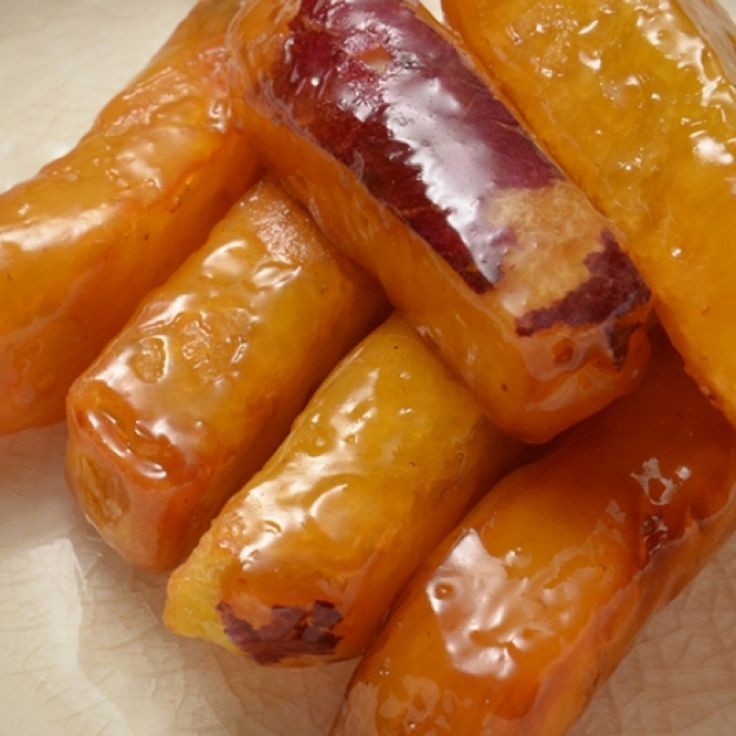 A recipe for Sweet Potato Candy that is a healthy choice for a homemade candy. Sweet Potato Candy Recipe from Grandmothers Kitchen.