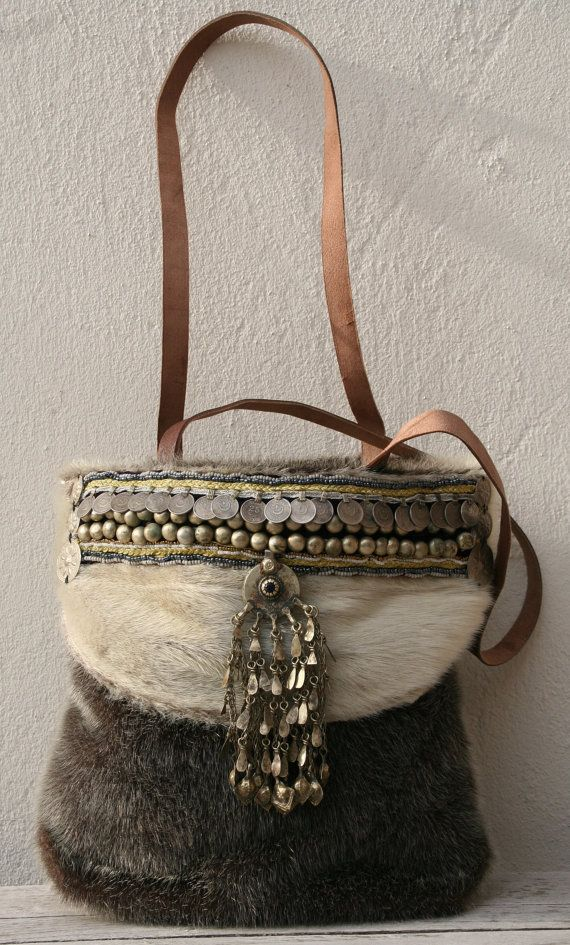 Love the detail on this Esty bag