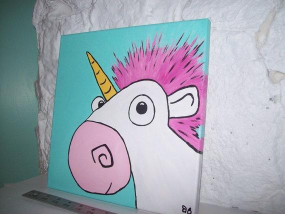100+ Unicorn Painting Ideas – yasminroohi