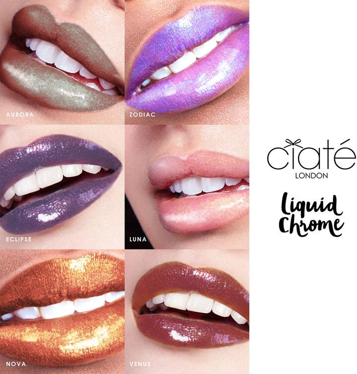 Ciaté London Liquid Chrome
