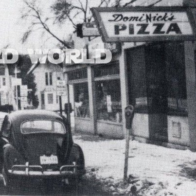 First domino 39 s pizza store year 1960 location u s for Cuisine 670 lothrop detroit