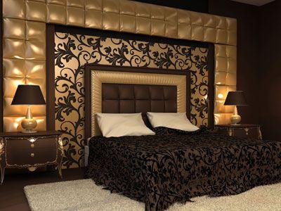 Come avere la casa perfetta - Assolutamente vietati se si vuole avere una casa chic gli ambienti total-gold. Sono eccessivi e in particolar modo se abbinati agli arredi stile barocco. Sì a qualche accessorio, ma che sia originale o d'epoca, e comunque non tutti insieme.