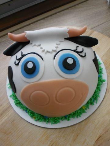 Schattige koe!!!