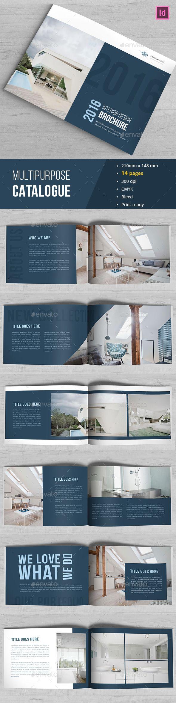 Indesign Portfolio Catalogue  Template • Download ➝ https://graphicriver.net/item/indesign-portfolio-catalogue/17033561?ref=pxcr