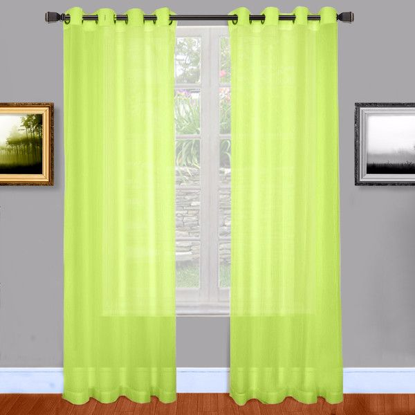 Green Kitchen Curtain Ideas: 1000+ Ideas About Lime Green Curtains On Pinterest
