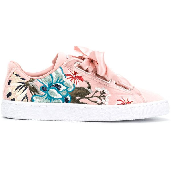 Sneakers, Floral shoes