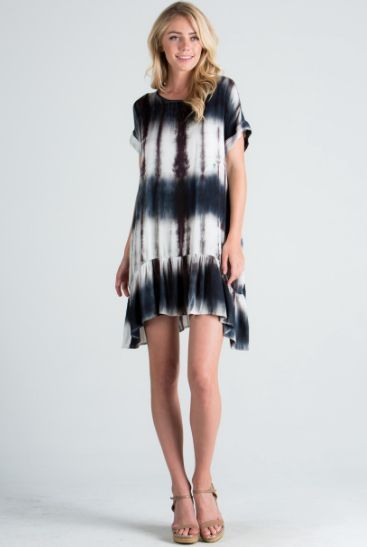 4ce498d63f This Tie-Dye T-shirt Dress is the ultimate bada   piece for the ...