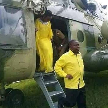 Wonderful in #Uganda party activists of @NRMOnline  use security facilities to pursue their party works while opposition parties are tortured by the same security agencies moreover in a claimed democratic state @KagutaMuseveni @RuhakanaR @RebeccaKadaga  May thunder strike U. Amen  https://twitter.com/mlnangalama/status/930366348936359936