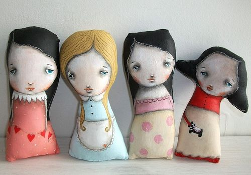 art dolls | Flickr: Intercambio de fotos
