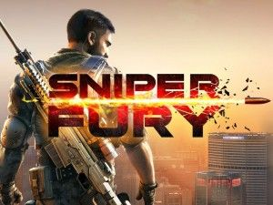 Sniper Fury MOD APK 1.1.0g Unlimited money gold coin rubels APK+DATA Offline Hack download last version of Sniper Fury Apk + Data for android