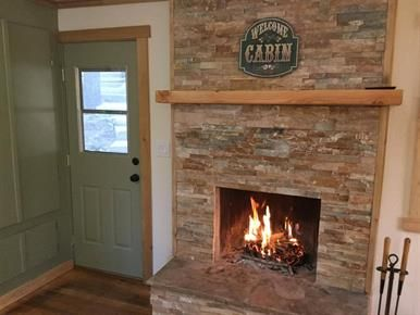 Cabin For Sale, Palomar Mountain - North County, San Diego #cabin #cabinlife #fireplace #cabinforsale #homeforsale #vacationhome #liveinthewoods #mountainlife #mountainhome #cozyhome