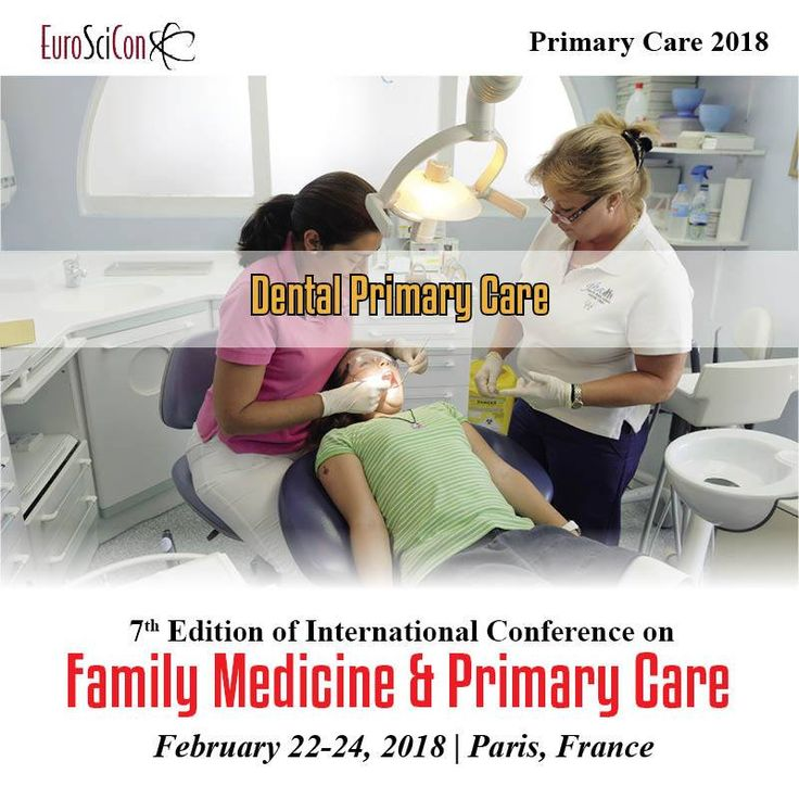 Track: DENTAL PRIMARY CARE  7th Edition of International Conference on Family Medicine & Primary Care Event Date & Time: February 22-24, 2018 Event Location: Paris, France