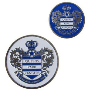 Queens Park Rangers FC. Golf Ball Marker by Queens Park Rangers F.C.. $8.81. Queens Park Rangers F.C.. Ball Marker. Official Licensed Product. QUEENS PARK RANGERS F.C. Ball Marker Official Licensed Product