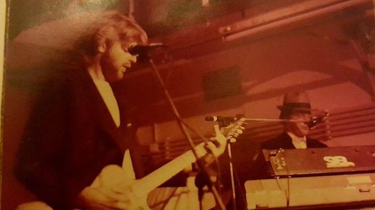 Arti kraaijeveld en Willem Hagen, Kraaijeveld en Hagen. Optreden in het voormalige gevangenis op het kleine Gartmanplansoen, Amsterdam. 1980-82