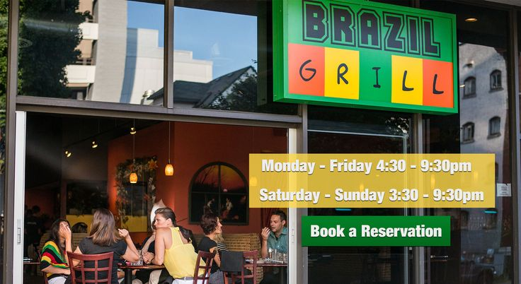 Brazil Grill Restaurant Portland Oregon | Brazil Grill Restaurant - looks yummy