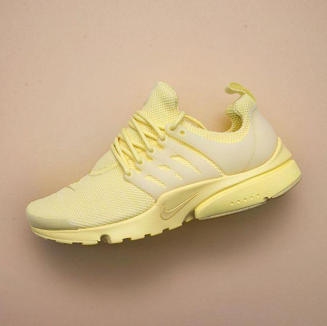 online store 3c841 f6343 silver yellow nike air presto ultra br i en härligt gul ton.