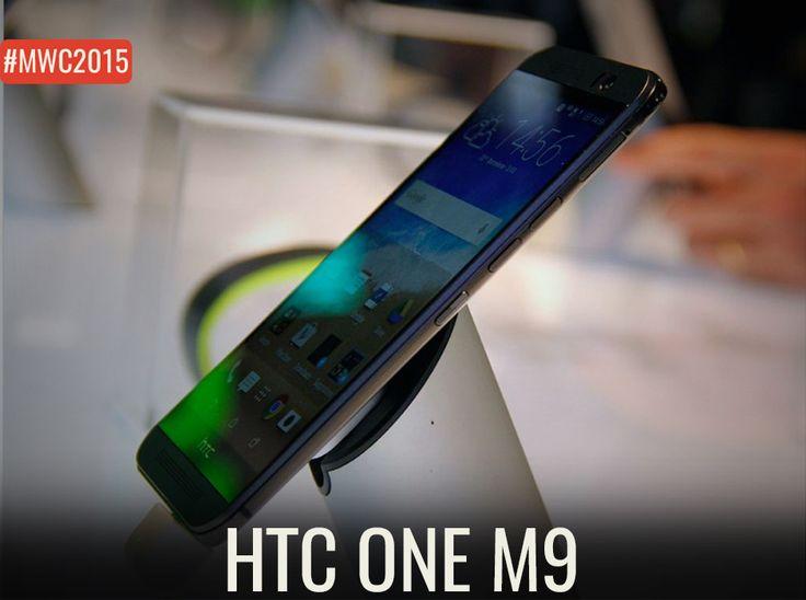 #MWC15: el HTC #OneM9 es una realidad pero no llenó las expectativas… http://www.enter.co/eventos/mwc/2015/htc-one-m9-si-funciona-hay-que-cambiarlo/
