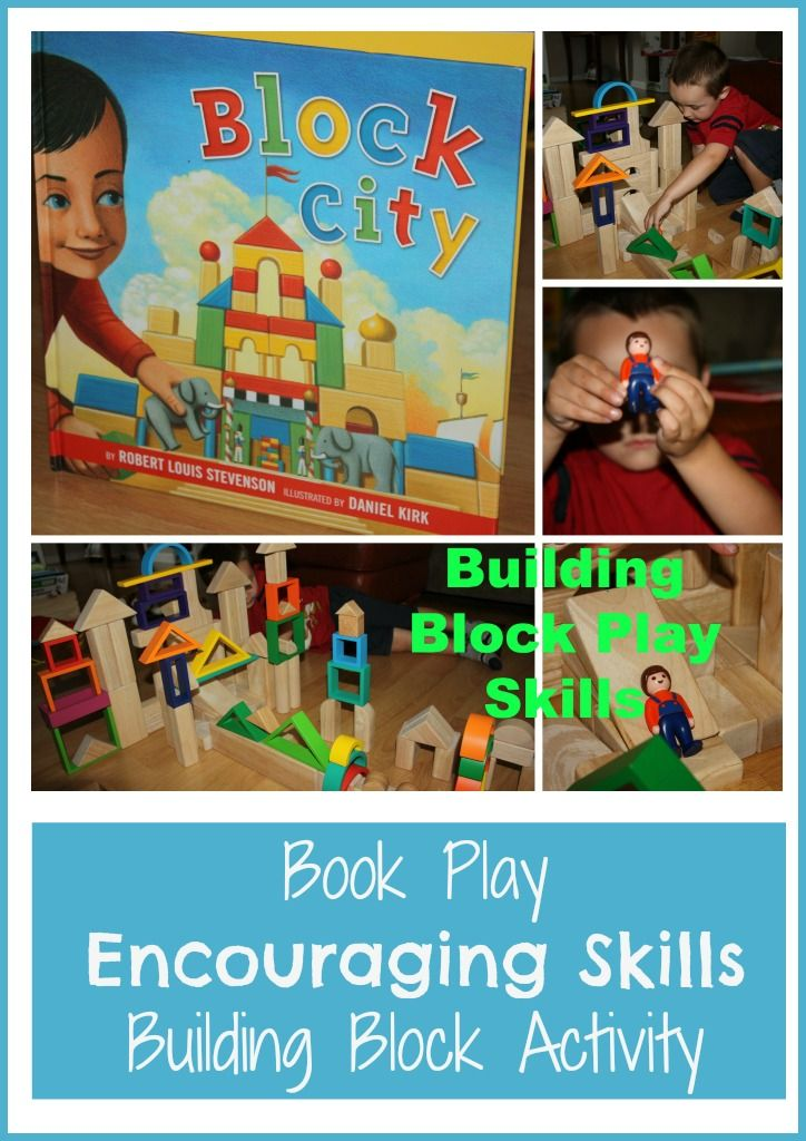 By the Book:Teaching Building Skills Using A Picture Book