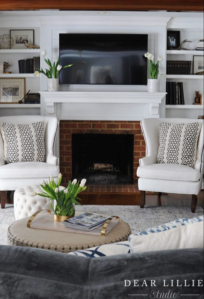 These large pillows were another favorite HomeGoods find! (sponsored pin)