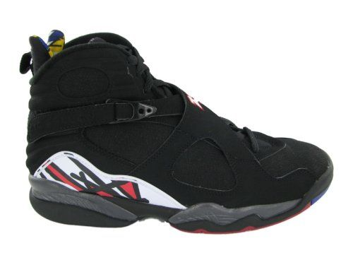 Mens Air Jordan 8 Retro Basketball Shoes Playoff 305381-061 - Size: 9.5  Jordan
