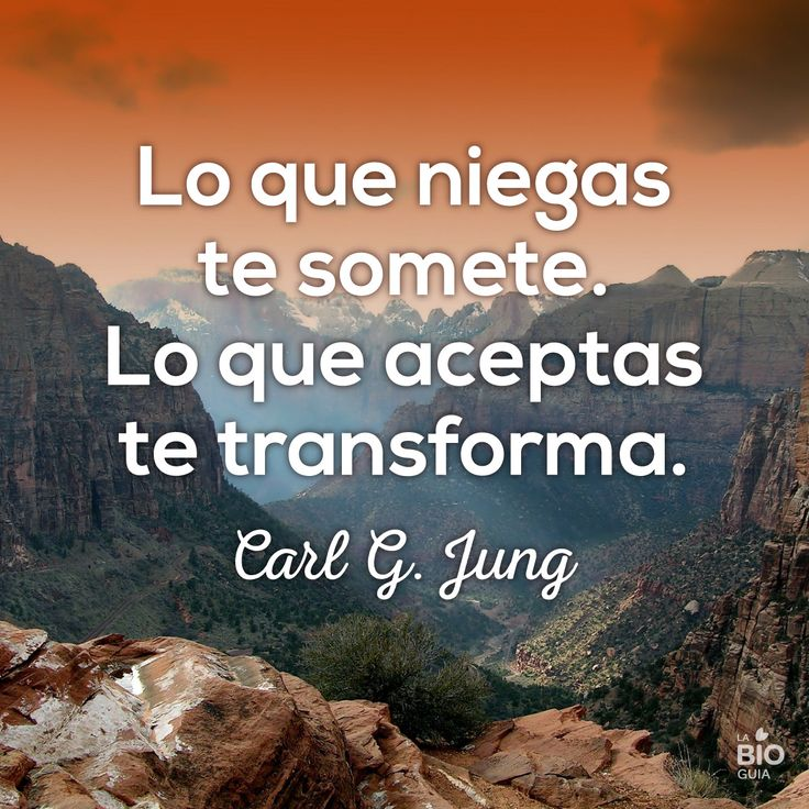 Carl Jung #vida #frases #quotes                                                                                                                                                      Más