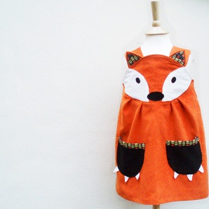 Fox dress. Oh, yes!